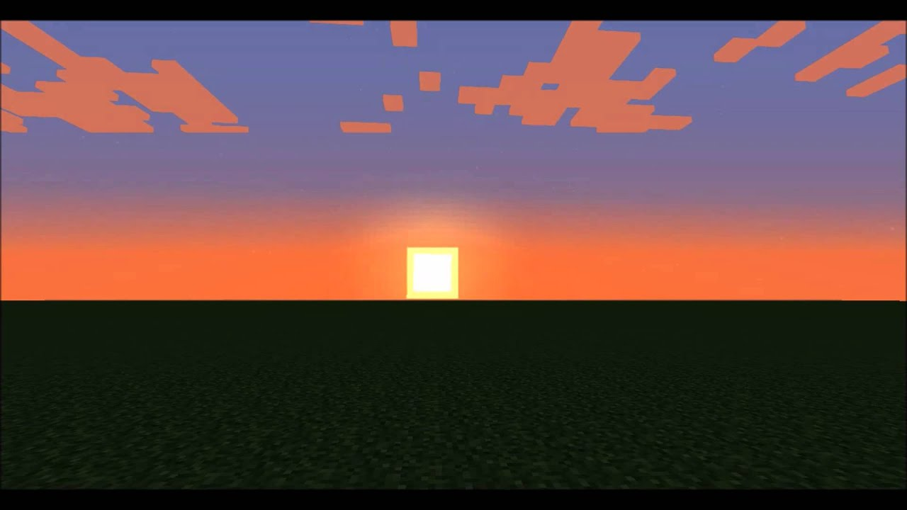 how to build a sun in minecraft