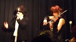 "X JAPAN ""ENDLESS RAIN"" Take Violin & Belzebuth いしいちゃん Vocal"