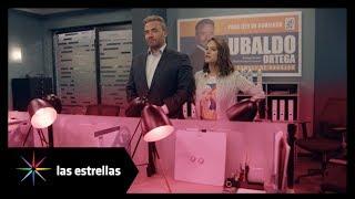 El corazón nunca se equivoca: Familia fingida | Semana de estreno #ConLasEstrellas