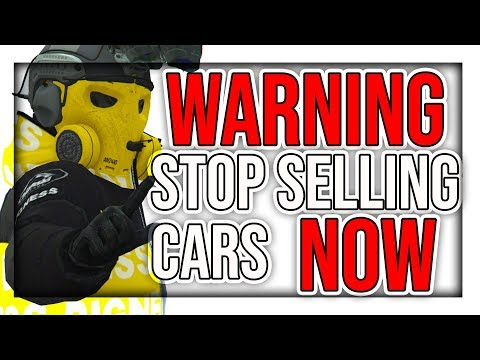 *WARNING* VERY IMPORTANT INFORMATION XBOX/PS4/PC ALL GTA V ONLINE PLAYERS MUST WATCH*NEW SELL LIMITS