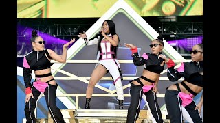 Cardi B — performance at The Road To F9 2020 live