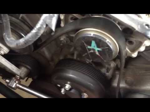 2006 Mustang Gt Alternator Change