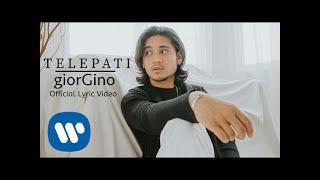 GIORGINO - Telepati (Official Lyric Video)