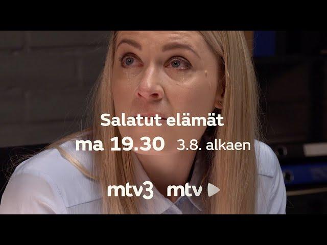 Salkkareiden kevätkausi päättyi onnettomuuteen… | Salatut elämät alkaa 3.8. klo 19.30 | MTV3 - mtv Suomi