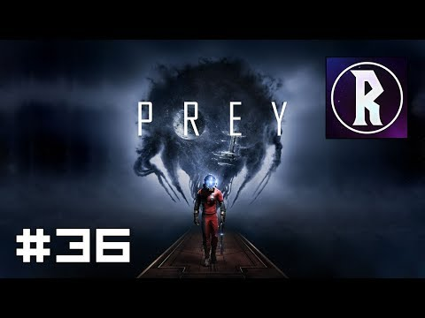Prey #36 - Cleaning Up the Lobby