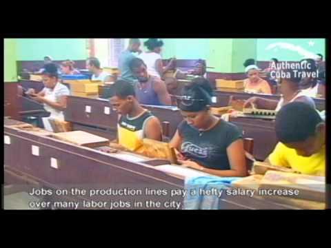 PARTAGAS CIGAR FACTORY, HAVANA CUBA