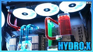 Corsair Hydro X: Water Cooling by Former EK Engineers | Computex 2019
