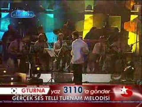 Popstar Alaturka Erkan - Telli Turnam