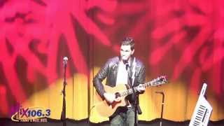 Andy Grammer Fine By Me Rock The Ribbon 2