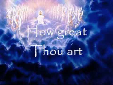 How Great Thou Art - New Contemporary Version
