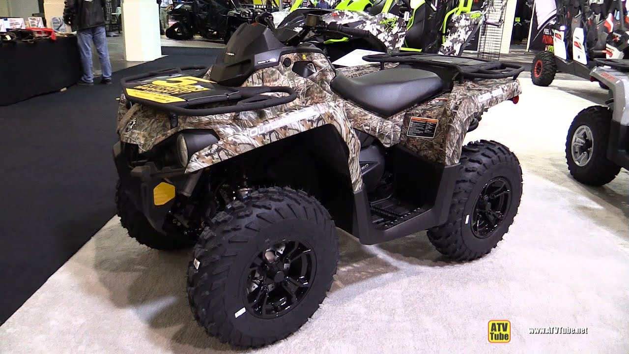 2015 can am outlander l 450 efi walkaround 2014. Black Bedroom Furniture Sets. Home Design Ideas