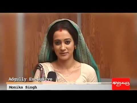 Adgully Exclusive | Monika Singh aka Naina ji of Mann Kee Awaaz