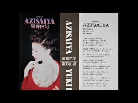 AZISAIYA 紫陽花夜 / 星野由妃