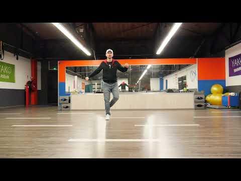 Aerodance Choreography 180 Step By Step Advanced (2019)