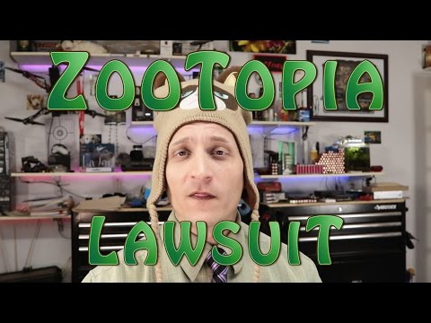 """Zootopia, Disney lawsuit: in depth with """"substantial similarity"""""""