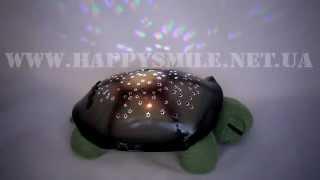 Ночник черепаха Звездное Небо, музыкальная от happysmile.net.ua(, 2014-07-15T06:14:20.000Z)