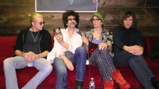 A-Sides Interview: The Darkness discuss new album, Last of Our Kind (