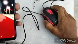 Unboxing amp review in hindi Quantum Mouse - in 2019