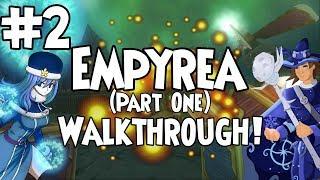 Wizard101 Empyrea Part 2 Walkthrough