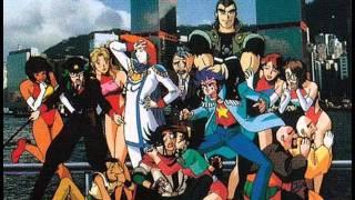 G Gundam: Trust You Forever - Hironobu Kageyama Cover