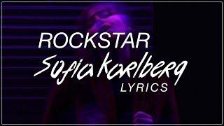 Rockstar - Sofia Karlberg Lyrics (Post Malone ft. 21 Savage Cover)