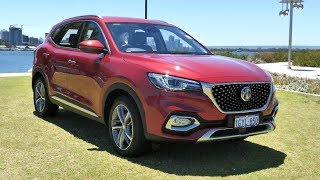Zoom Test Drive | 2020 MG HS Excite SUV