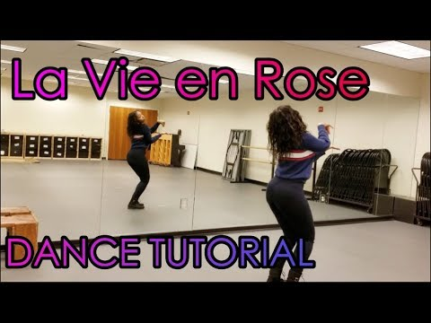 IZ*ONE (아이즈원) - 라비앙로즈 (La Vie en Rose) - DANCE TUTORIAL PT.1