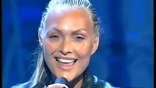 ANNA OXA SENZA PIETA, DOMENICA IN DA SANREMO  TEATRO ARISTON 1999 YouTube Videos