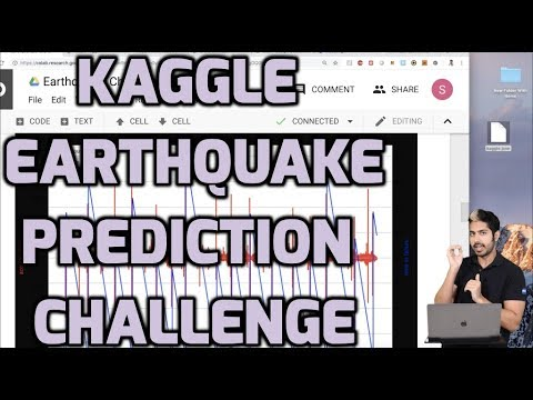 Kaggle Earthquake Prediction Challenge