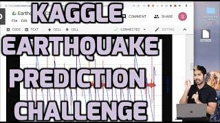 Kaggle Earthquake Prediction Challenge