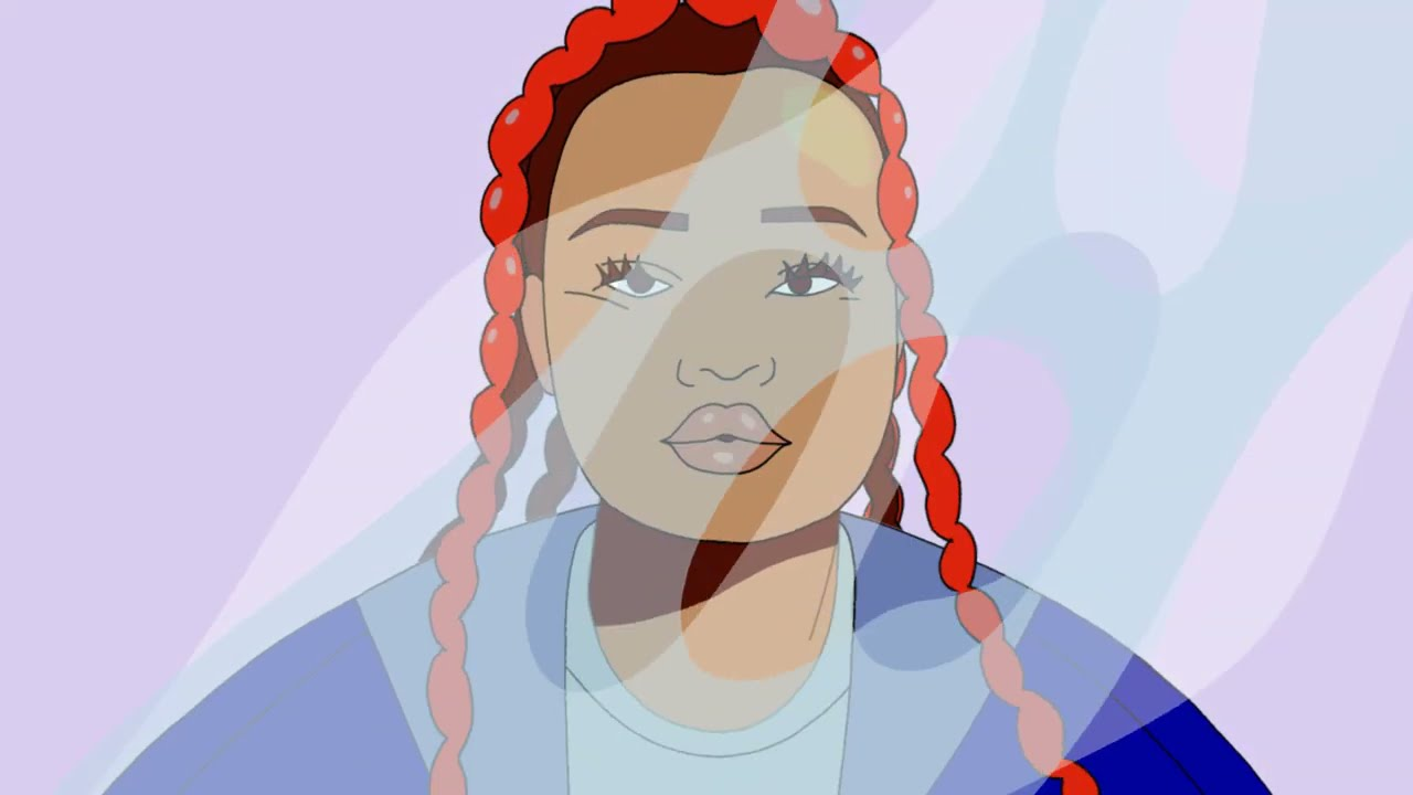Zoe Wees - Ghost (Animated Video)