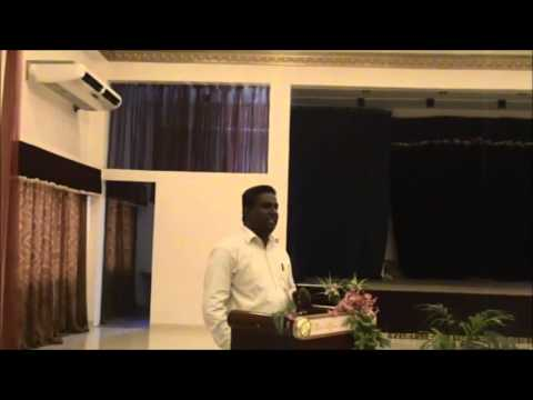 Botany Teacher Mr.Gunaseelan speaks about Mr.S.Manimaran