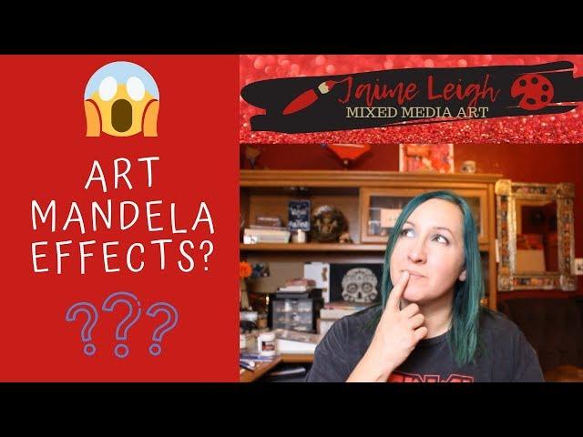 Art Mandela Effect?