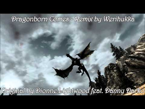 Dionne Lightwood feat. Danny Darko - Dragonborn Comes - Remix by Werihukka (Full Song)