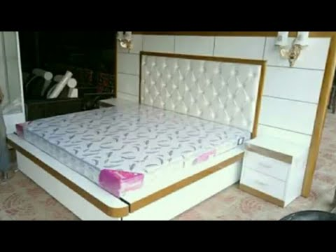 Wooden Bed Designs Indian Furniture Ideas Wooden Modern Bed Double Bed Designs