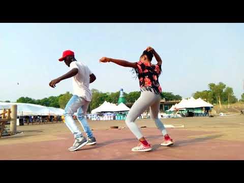 Reekado Banks - Easy Jeje ( Official Dance Video )