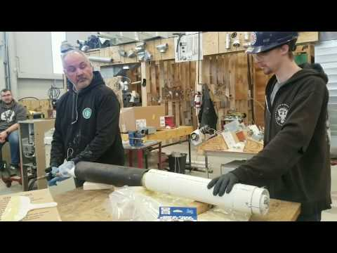 PAT Institute - Multi Surface Pipe Repair Kit Demo