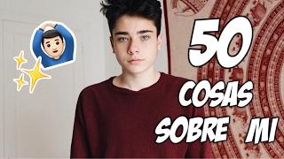 Gambar cover 50 COSAS SOBRE MI @carlosnebot
