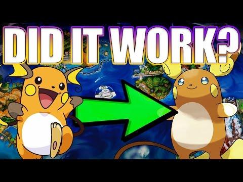 Did Alola Pokemon Work?