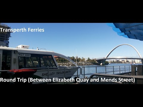 Transperth Ferries-Round Trip