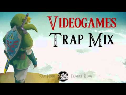 VIDEOGAMES TRAP MIX 2016    1 HOUR    DREAM THE TRAP