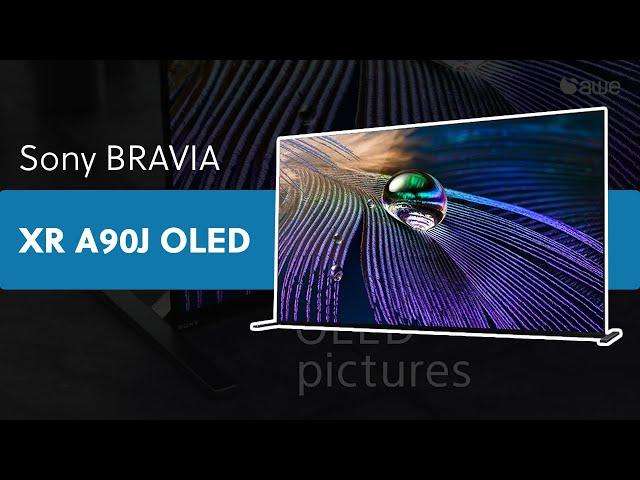 The Sony BRAVIA XR A90J OLED SMART TV ( XR-65A90J & XR-55A90J )