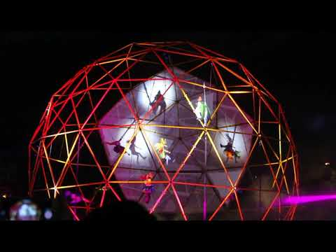 Singapore Night Festival 2017 - The Globe (Close Act Theatre)