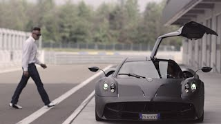 The Pagani Test Driver - /DRIVEN