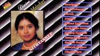 CARNATIC VOCAL | DIVINE MELODIES | NITHYASREE MAHADEVAN | JUKEBOX