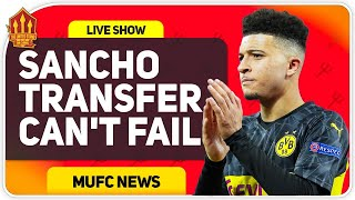 Sancho Transfer Rant! Man Utd Transfer News