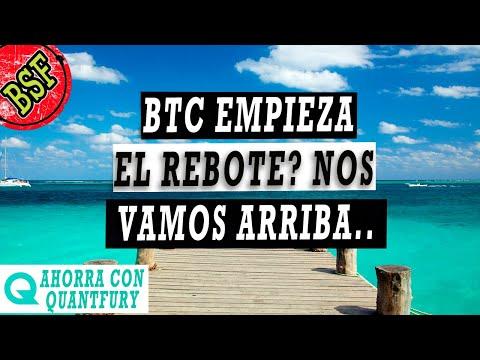 Bitcoin A RECUPERAR Terreno? Acciones Y Bolsa, Si Que Empiezan A Recuperar...