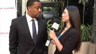 Russell Hornsby - EWP Visionary Awards 2014