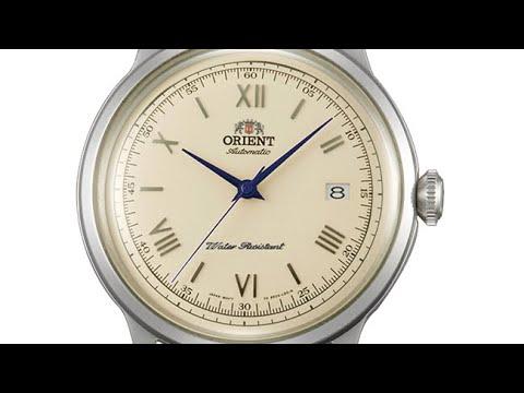 Orient Bambino Version  Generation 2 Cream Face