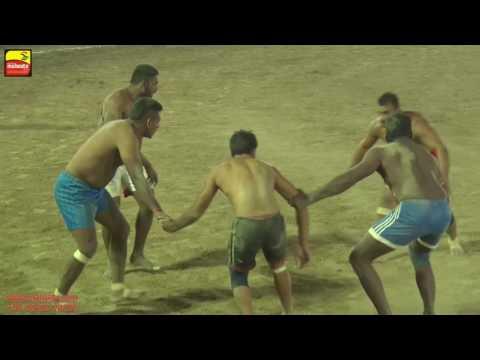 GILL ਗਿੱਲ (ਮੋਗਾ) l ਕਬੱਡੀ کبڈی KABADDI TOURNAMENT-16 | 1 SEMI | MANUKE GILL vs BHAROWAL | Part 13